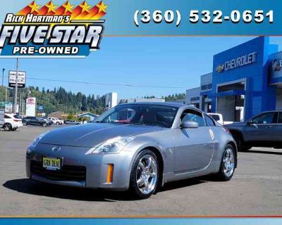 Used 2006 Nissan 350Z 2dr Cpe Auto