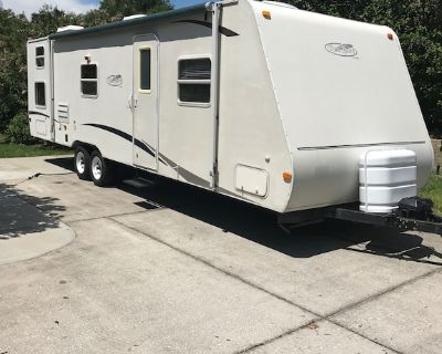 Long term camper rental $750month - Apopka
