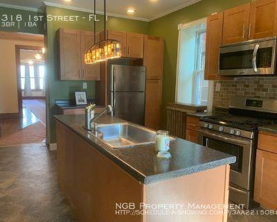 Apartment Rental - 318 1st Street