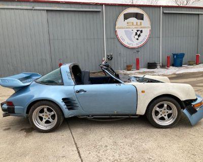 1982 Porsche 911 SC Targa Turbo Look