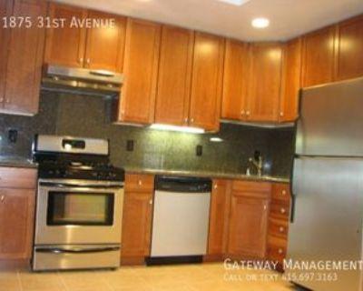 1875 31st Ave, San Francisco, CA 94122 3 Bedroom House