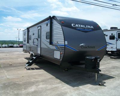 2021 Coachmen Catalina Legacy Edition 303QBCK