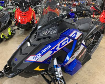 2021 Polaris 850 Indy XCR 129 Factory Choice Snowmobile -Trail Belvidere, IL