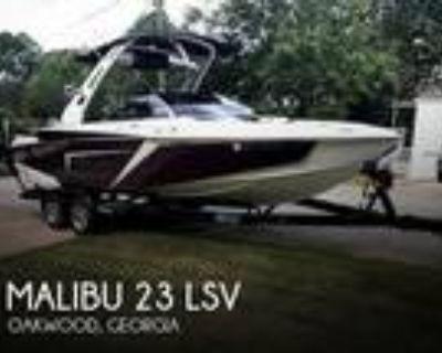 23 foot Malibu 23 LSV