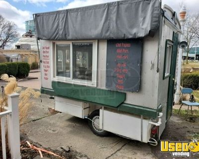 Ready to be Personalized Food Concession Trailer / Mobile Food Vending Unit