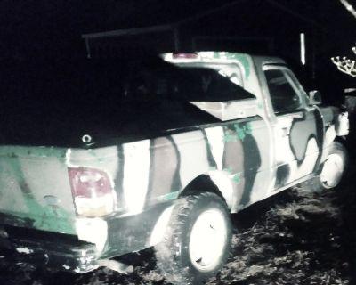1996 Ford ranger $800 runs and drives