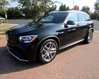 Used 2020 Mercedes-Benz GLC AMG63 4MATIC**HAET SEATS**TRACK MODE**PANO**PERFOR