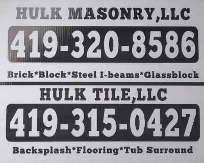 Hulk Masonry, LLC