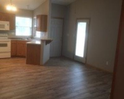 Brand new flooring, paint, blinds. Includes washer/dryer, and garage