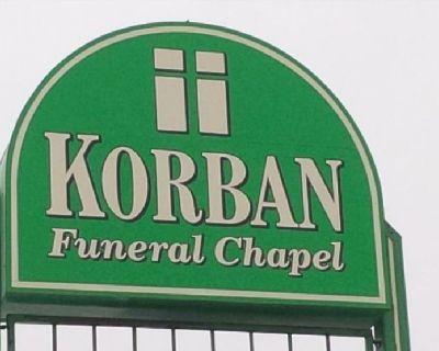 Korban Funeral Chapel Vita