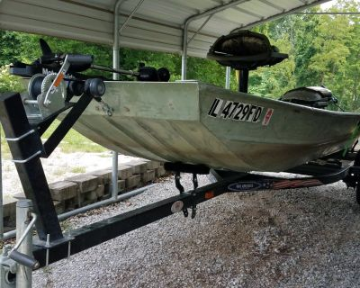 Loweline Jon Boat
