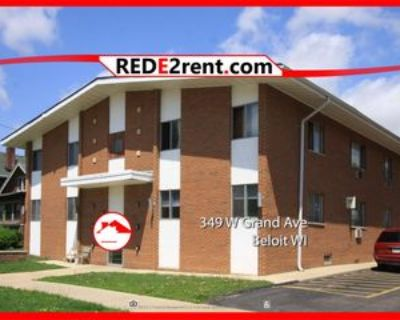 349 W Grand Ave - 204, Beloit, WI 53511 1 Bedroom Apartment