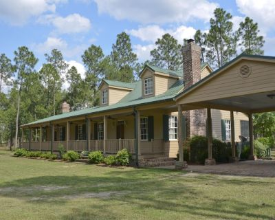 Enjoy your stay on a private, equestrian plantation. - Aiken