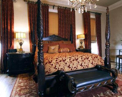 Legacy Suite on Main St in central downtown, jacuzzi tub, ask about Wine Tours!! - Fredericksburg