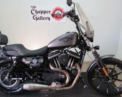 2017 Harley-Davidson Iron 883 Cruiser Temecula, CA