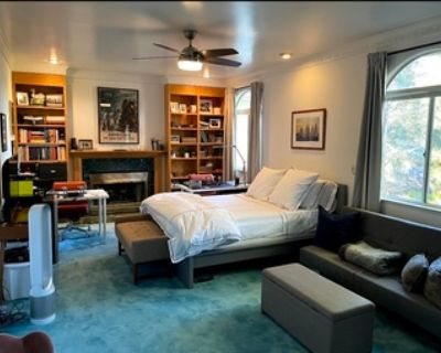 Master bedroom, private bath in 5BD, 5.5BR house