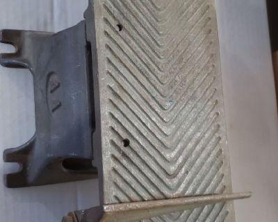 Antique belt sander