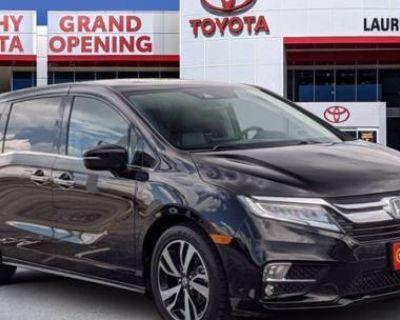 2018 Honda Odyssey Elite