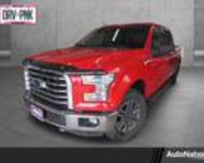 2015 Ford F-150 Red, 72K miles