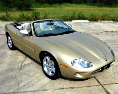 Used 1998 Jaguar XK8 Convertible