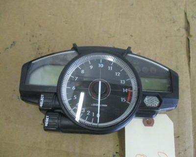 07 08 Yamaha R1 Gauge Yzf R1 Gauge Speedo Clock R1