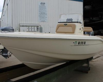 2012 Scout 175 Sport Fish