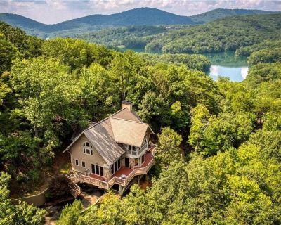 New Listing-Luxury 3BR3.5BA Mtn Retreat w/Breathtaking Views-Big Canoe-Sleeps 8 - Big Canoe
