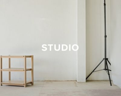 Open, Sunny Studio Space for Photo, Video, Workshops (RE-OPENING IN SEPTEMBER, SEE PHOTOS FOR UPDATES), Denver, CO