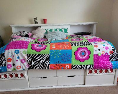 4 piece bed suite