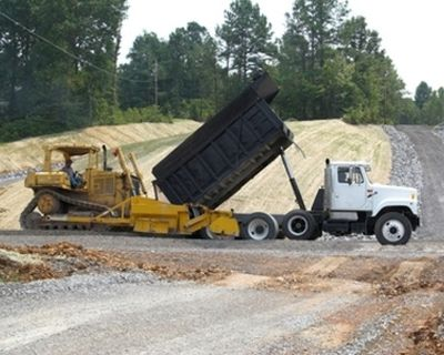 Dump truck funding - All credits are welcome