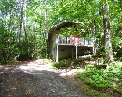 Bear Paw #7(1 bedroom Queen)Private; secluded.Hot tub cottage;Pet Friendly - Sautee Nacoochee