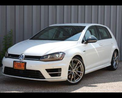 2017 Volkswagen Golf R DCS & Navigation 6MT