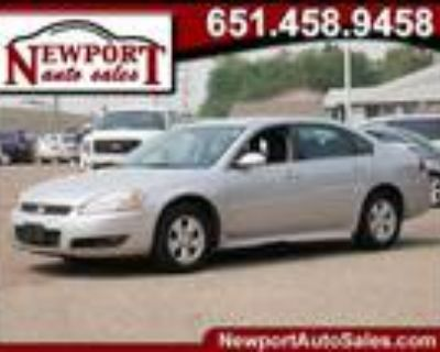 2011 Chevrolet Impala Silver, 161K miles