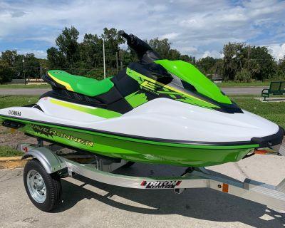 2021 Yamaha EX Deluxe PWC 3 Seater Orlando, FL