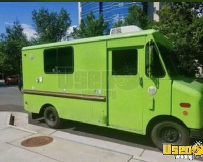 TURNKEY Grumman Olson Food Truck