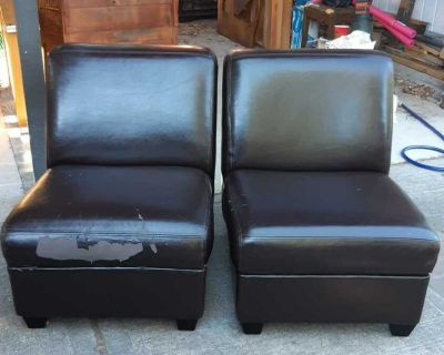 Free - 2 chairs