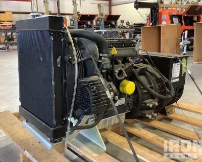Kohler KDW1003GE Engine w/ SinCox Alternator