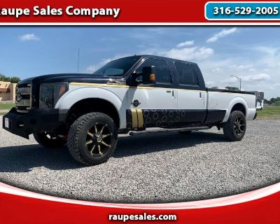 2014 Ford F-250 SD Lariat Crew Cab DIesel Long Bed 4WD DELETED