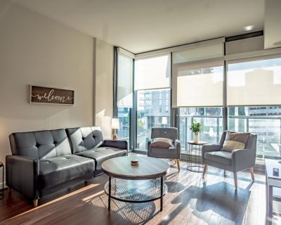 2BR Fully Furnished Apartment - Great location in the Heart of the City - Lenox