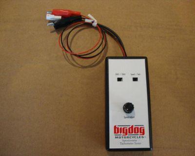 Big Dog Speedometer/tachometer Tester 02-present Models K-9 Mastiff Pitbull