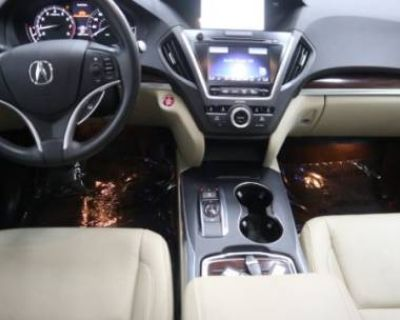 2016 Acura MDX Technology Package with AcuraWatch Plus