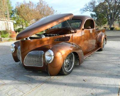 1939 Studebaker L5 Pickup Restored