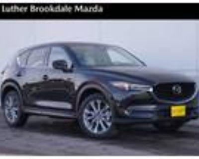 2021 Mazda CX-5 Black