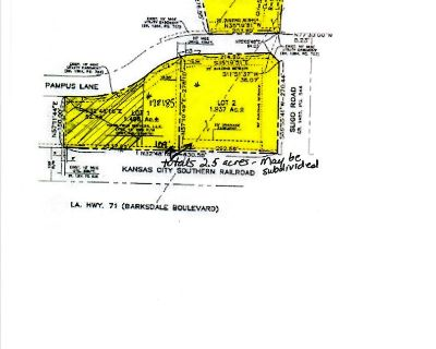 Sligo Rd. at Barksdale Blvd. - 2.5 Acres (Divisible)