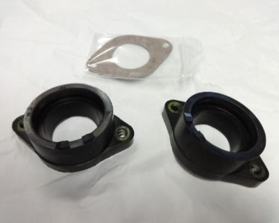 Yamaha Xs/tx 650 1974-1977 Carb Intakes With Gaskets