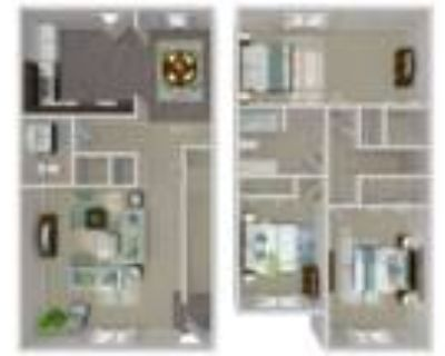 Greenbriar Mill - 3 BEDROOM TOWNHOUSE