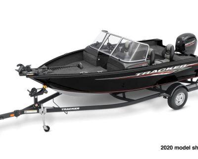 2021 Tracker Pro Guide V-175 WT Aluminum Fish Boats Marquette, MI