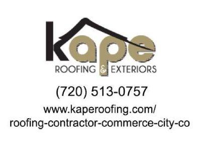 kaperoofing commerce