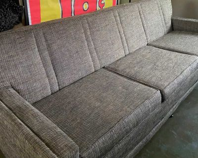 Mid-Century Couch Midcentury Sofa