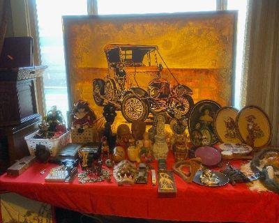 Grasons Co of West Alameda - Oakland Antique Treasure Hunters Estate Sale